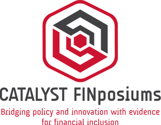 Catalyst FINposiums, aimed at creating meaningful conversations between policymakers, fintech/banking companies, and knowledge partners to address current issues.